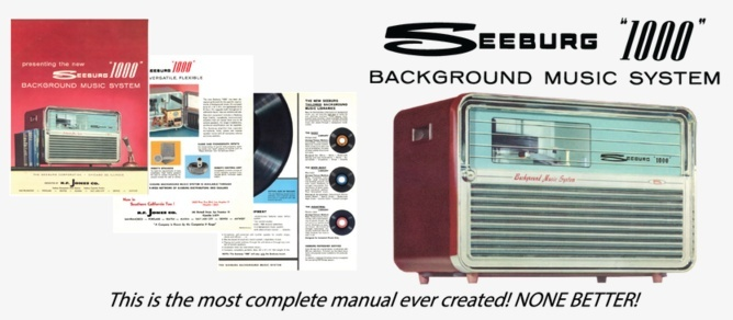 Seeburg  Background Music System Bms  BmsXt