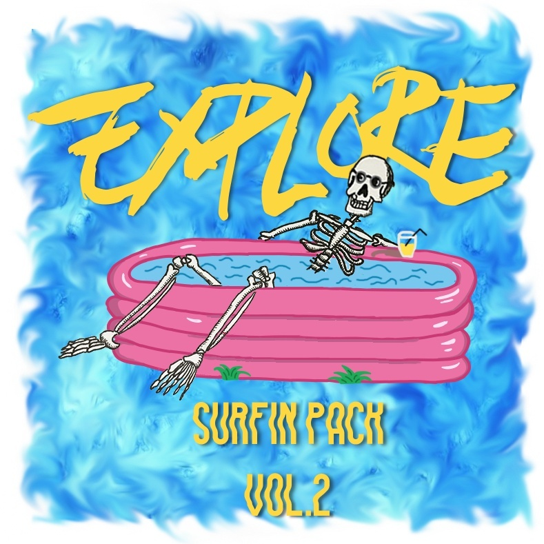 EXPLORE SURFING PACK V2