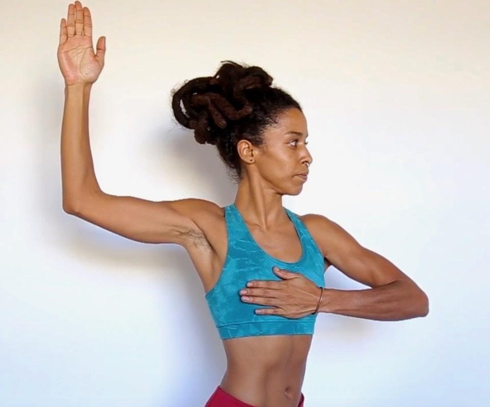 Kemetic Yoga DVD