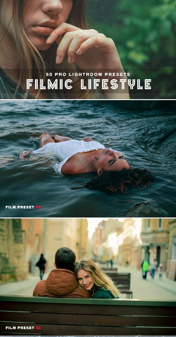 Filmic Lifestyle Lightroom Presets