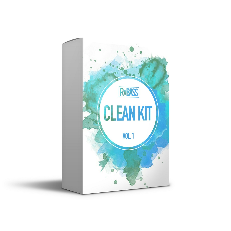 RnBass Clean Kit Vol. 1