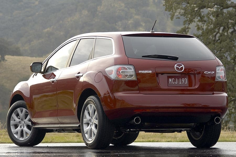 2007 Mazda CX-7 OEM Workshop Service and Repair Manual (PDF)