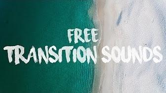 FREE Transition Sounds Effects! Swoosh Swish Whoosh