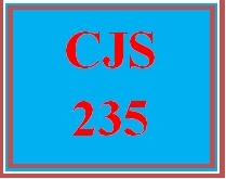 CJS 235 Week 2 Sexual Violence Prevention Guide