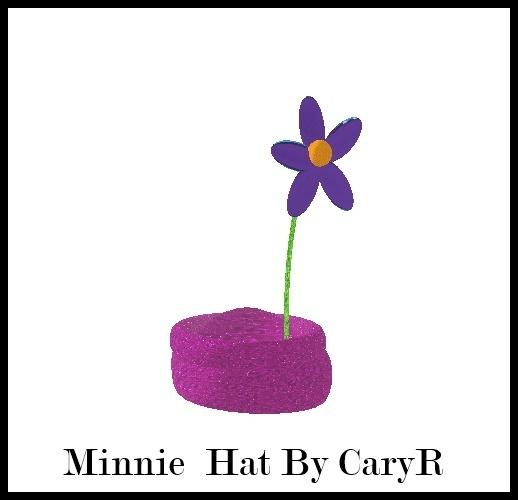 Minnie  Hat  By CaryR