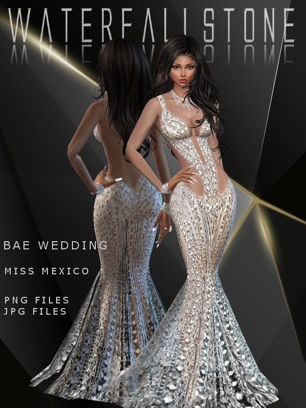 Bae Wedding-Miss Mexico