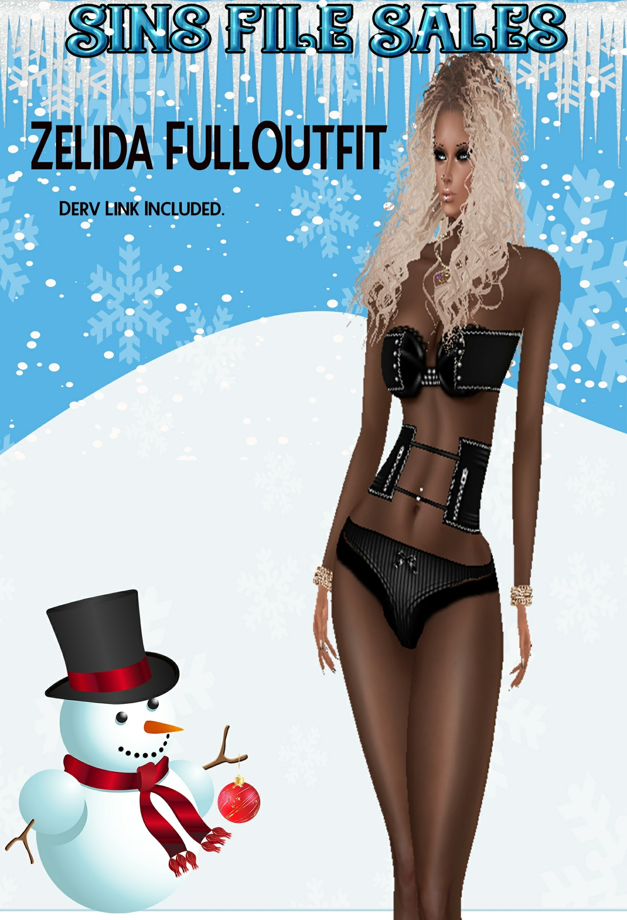 Zelida Full Outfit