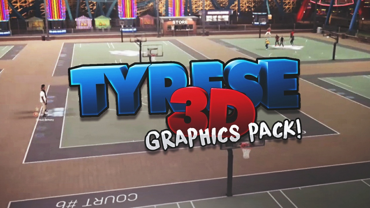 TYRESE 3D GFX PACK ! ULTIMATE  3D LAYERSTLES  AND MOR