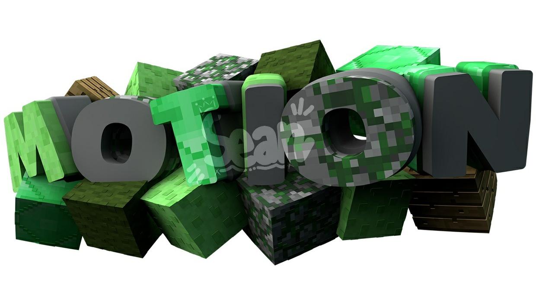 Transparent 3D Text