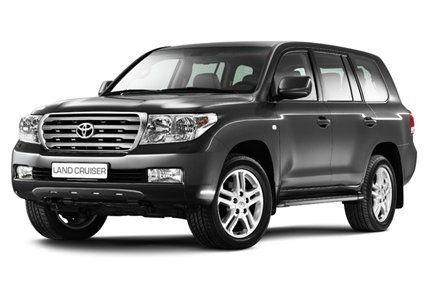 TOYOTA LANDCRUISER 200 SERIES (2007-2010) Workshop Sevice Repair Manual