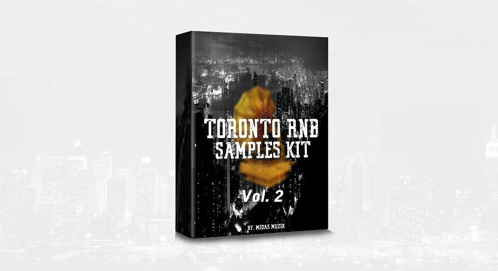 PRo Toronto RNB Samples vol 2