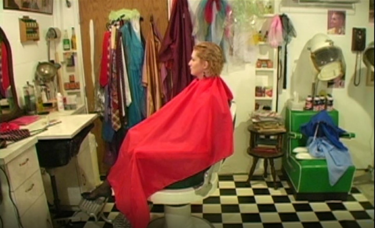 Kat's Tie and Salon Cape Fun - VOD Digital Video on Demand