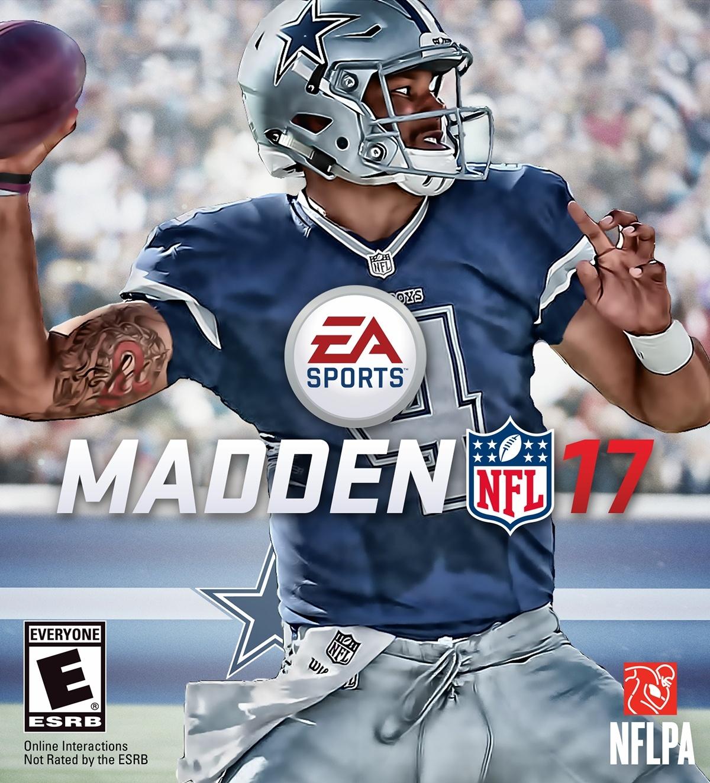 Madden 17 2017 NFL Draft/Offseason Roster Update (Xbox 360)