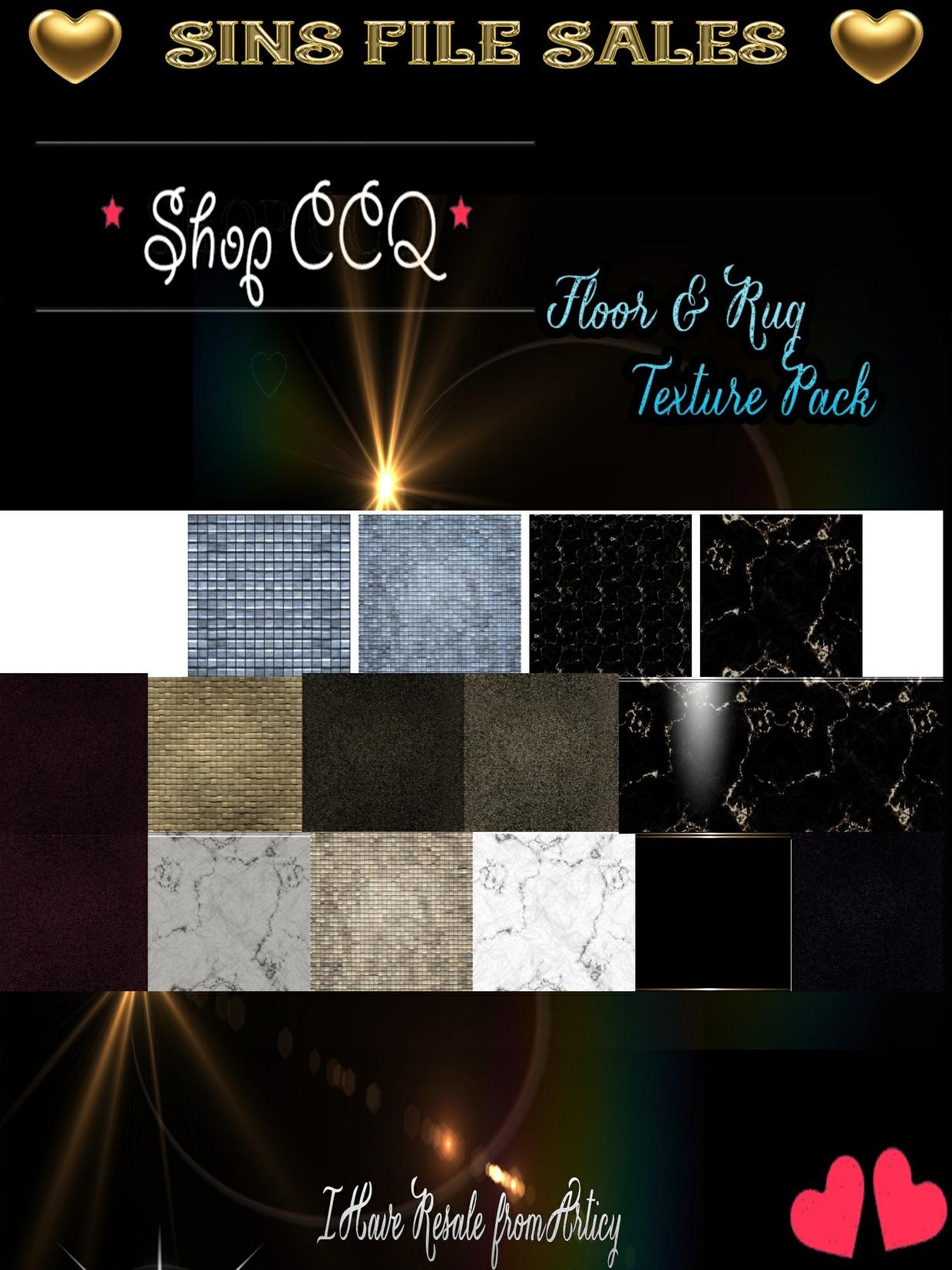 Floor & Rug Texture Pack