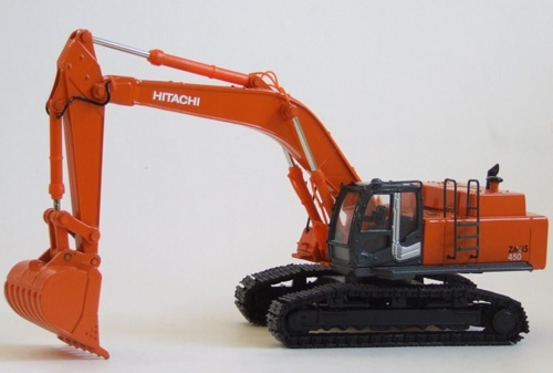 Hitachi ZAXIS(450 470 500 520)-3 Hydraulic Excavator Parts Catalog Download