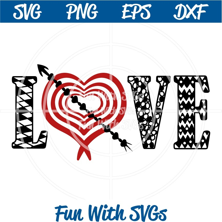Zentangle Love,