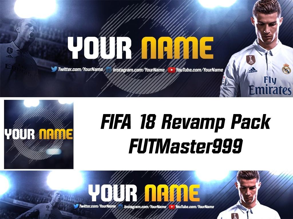 FIFA 18 Revamp Pack