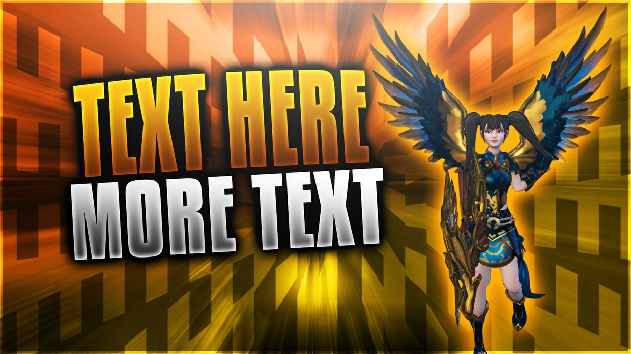 Smite YouTube Thumbnail Template Pack