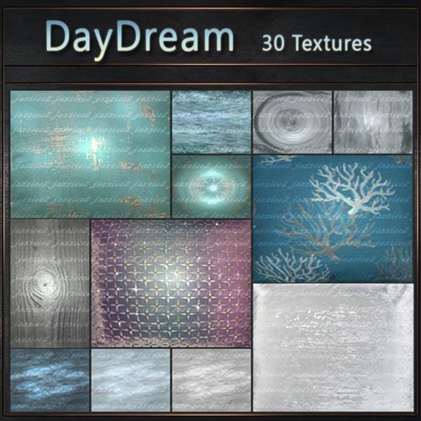 DayDream Texture Pack - 30 Textures