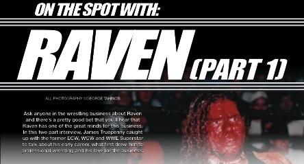 Total Wrestling Magazine July 2017