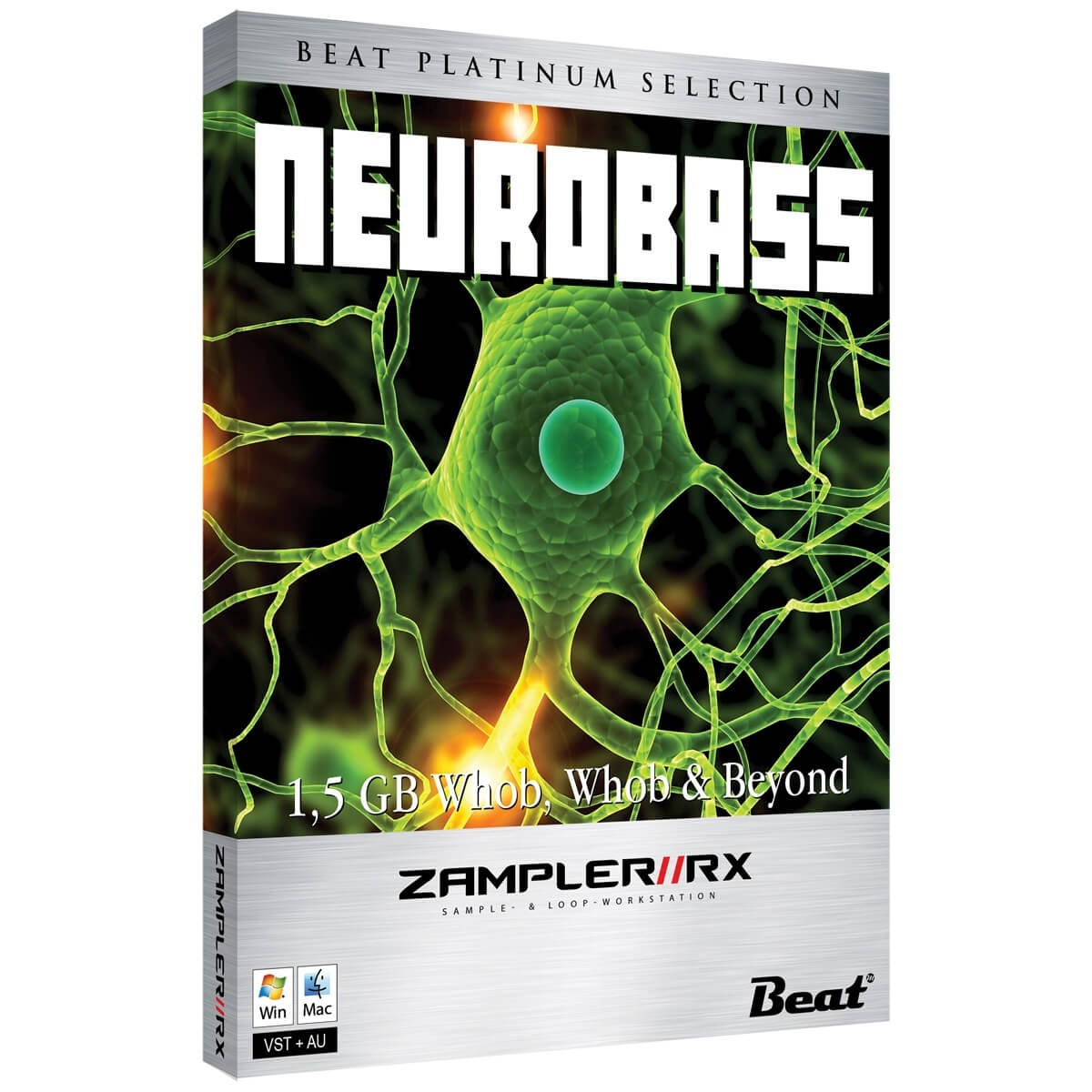 NEUROBASS – 37 patches for Zampler//RX workstation (Win/OSX plugin included)