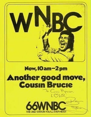 WNBC Cousin Bruce Morrow-Last Show Airchecks 8/12/77 4 Hours Un-Scoped