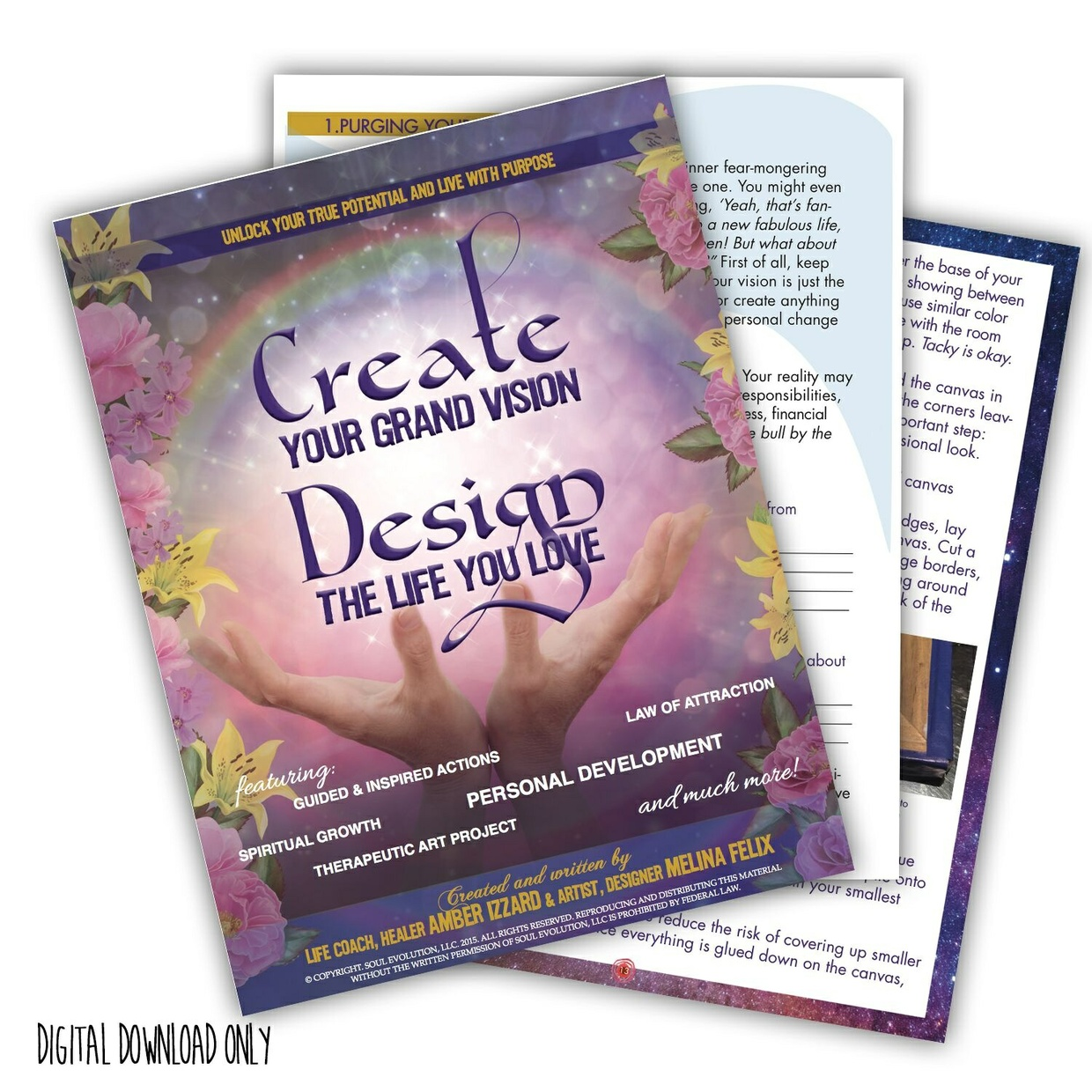 Create Your Grand Vision Workbook