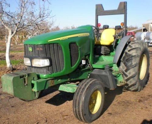 John Deere 6120, 6220(L), 6320(L), 6420(L), 6520L Tractors Diagnosis & Tests Service Manual (tm4733)