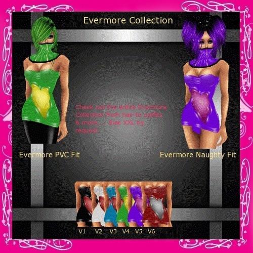 Evermore PVC Fits AP