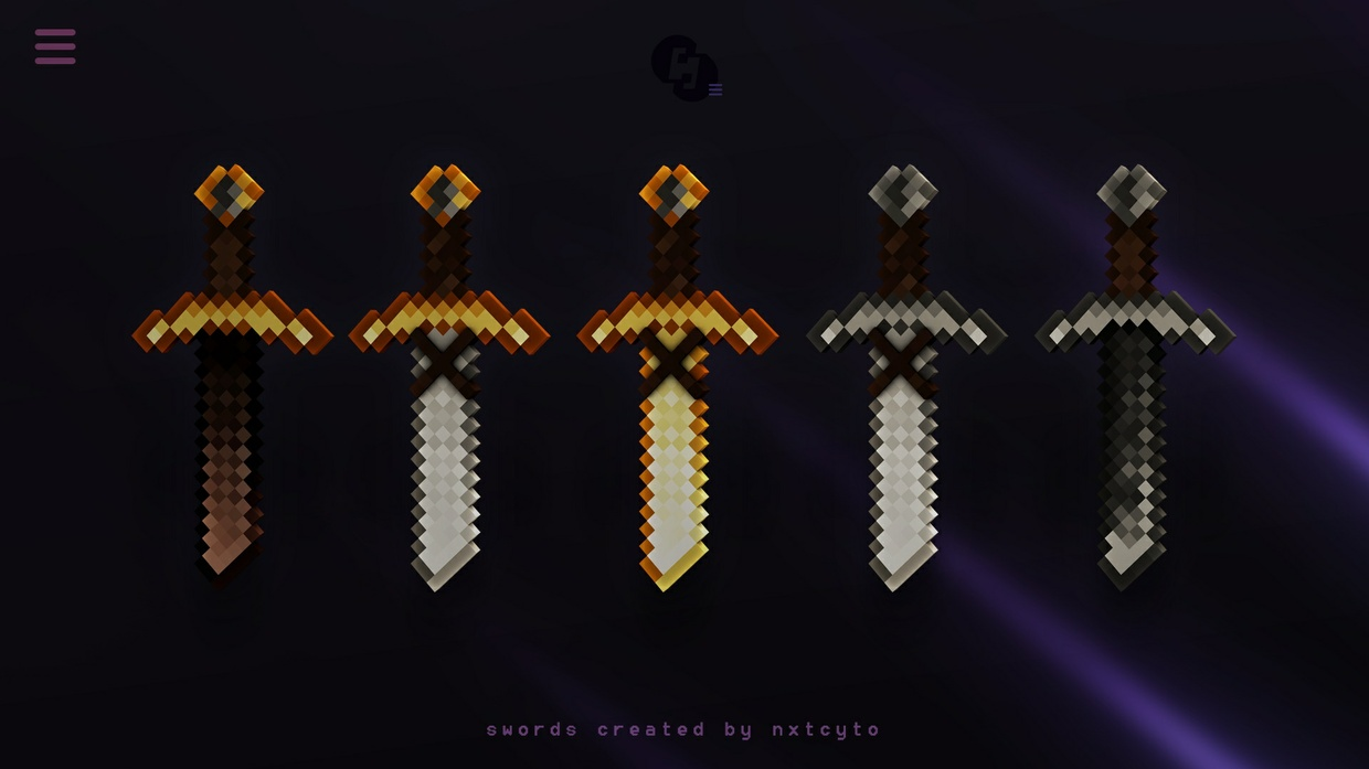 NEW Cinema4D Sword Pack v.5