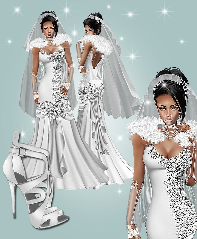 Silver Diva Wedding Bundle