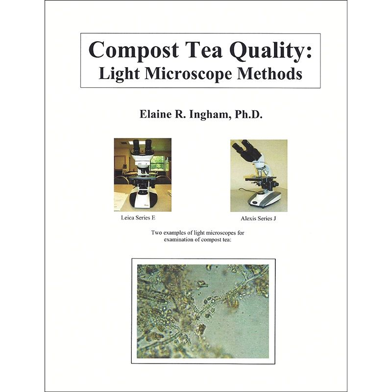 Compost Tea Quality: Light Microscope Methods