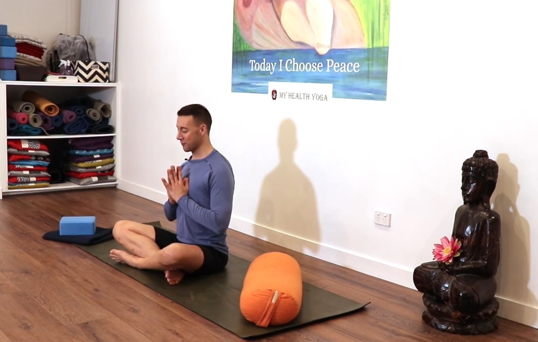 ACUYOGA FOR REST & DIGESTION