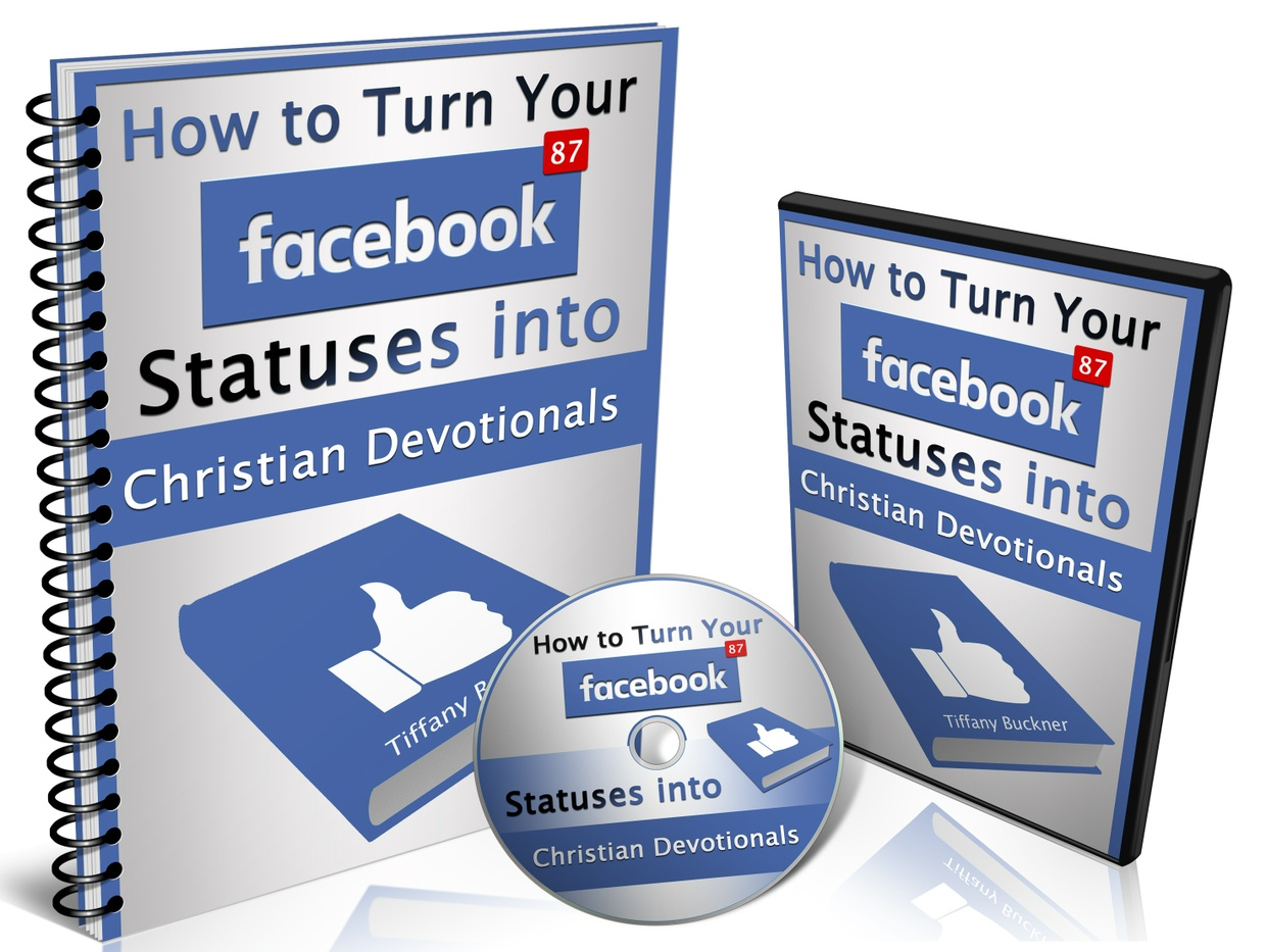 How to Turn Your Facebook Statuses into Christian Devotionals