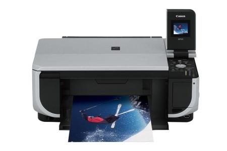 Canon PIXMA MP510 All-In-One Inkjet Printer Service Repair Manual