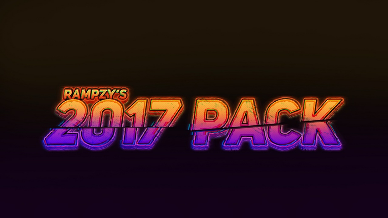 Rampzy's 2017 Pack - חבילת אפקטים לפוטושופ