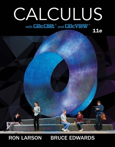 Calculus, 11th by Larson, Edwards( PDF , Instant download )