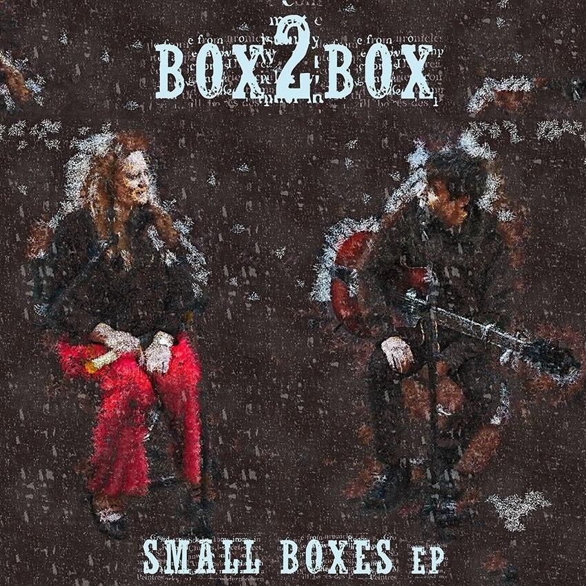 "BOX 2 BOX - EP ""Small Boxes"""