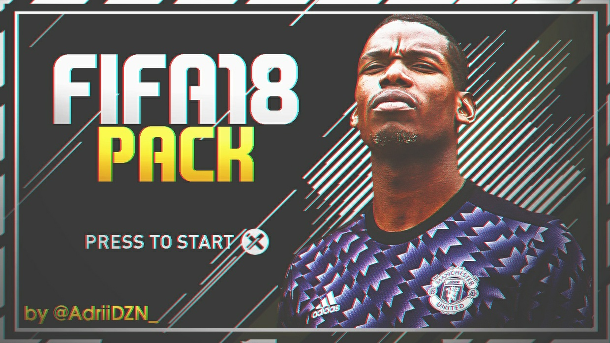 FIFA 18 PACK | by @AdriiDZN_