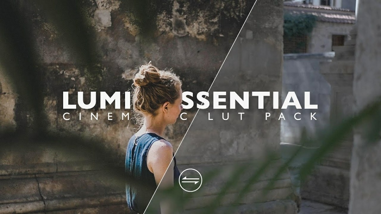 LUMIX ESSENTIAL Cinematic LUT Pack