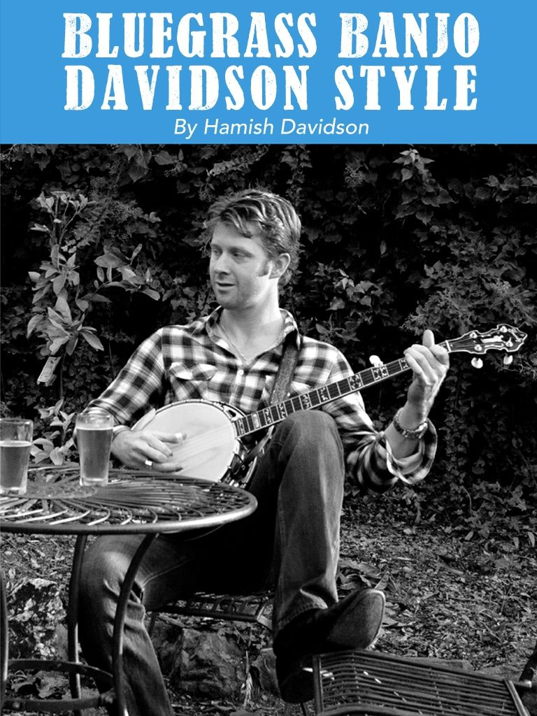Bluegrass Banjo - Davidson Style