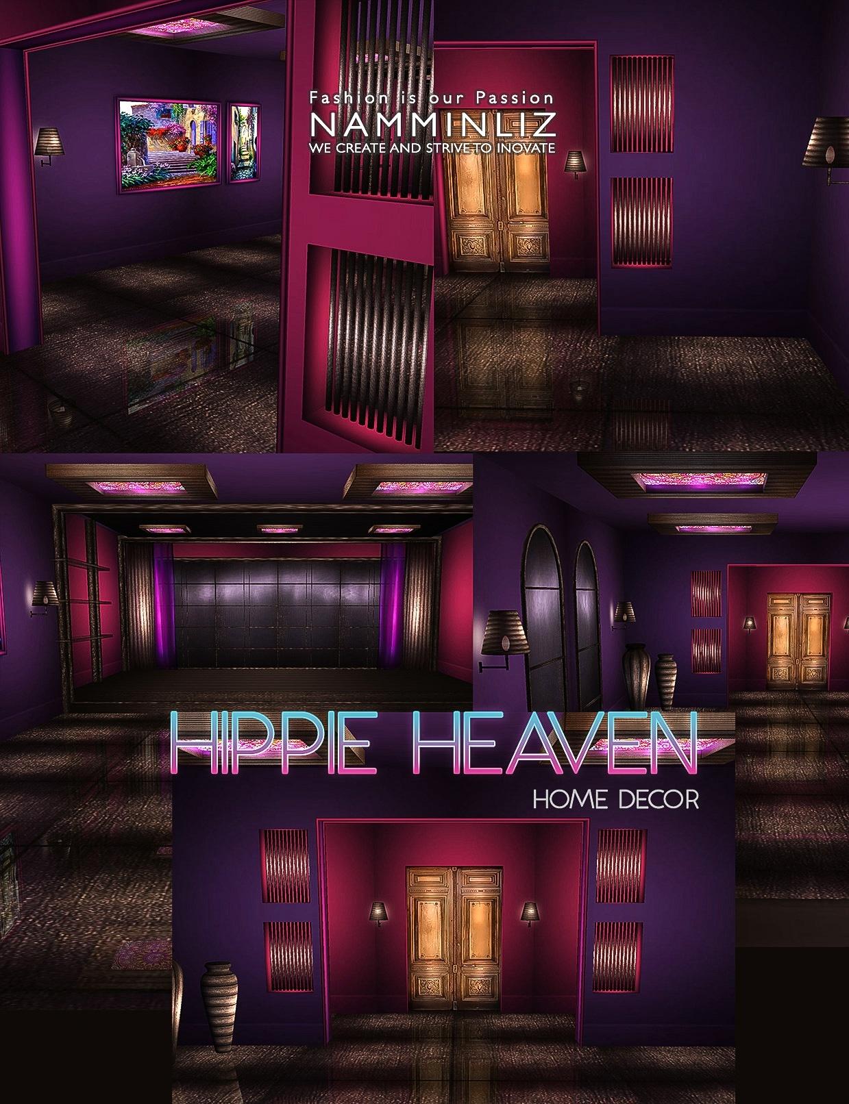 Hippie Heaven imvu Home decor 39 Textures JPEG • 8.CHKN