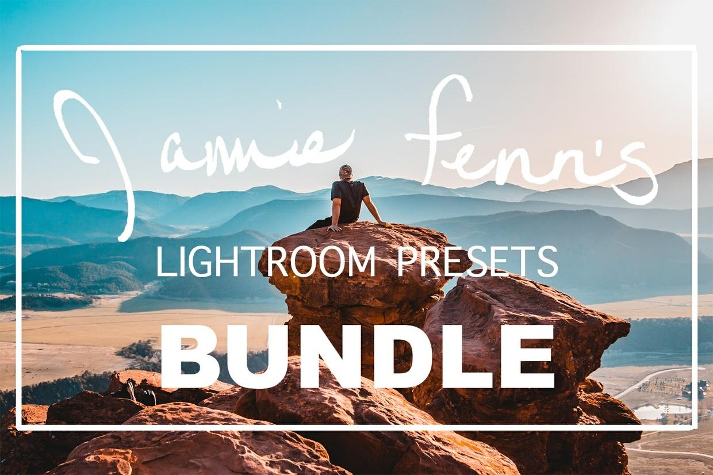 Jamie Fenn's Lightroom Presets
