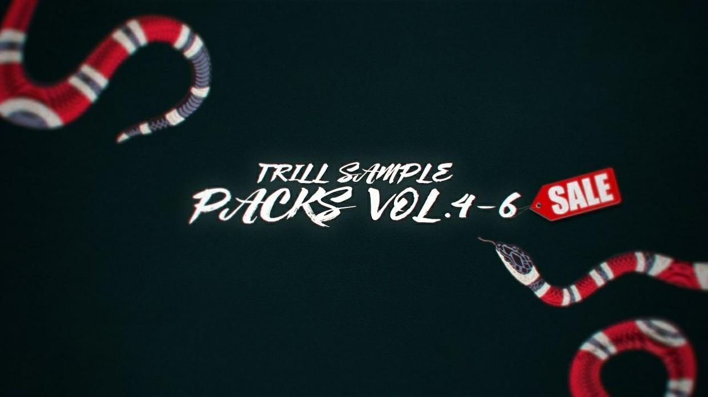Discount Trill Samples vol. 4-6