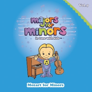 Vol 09 - Mozart for Minors