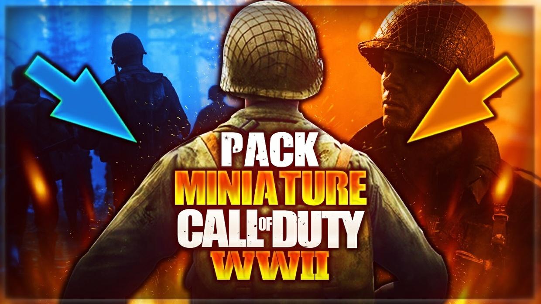 WW2 PACK MINIATURE !