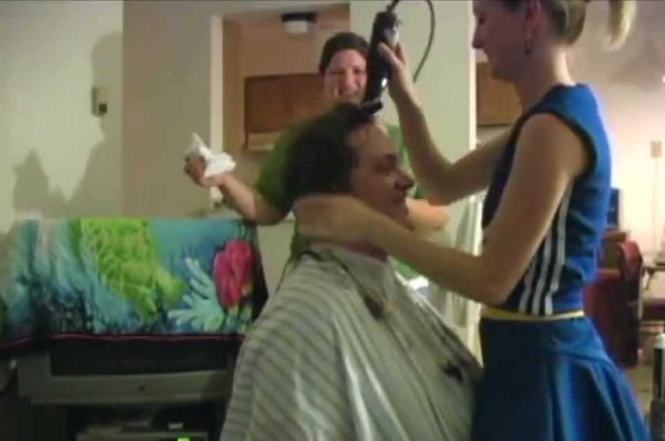 DJ KJ Dekker's Cheerful Haircut - VOD Digital Video on Demand