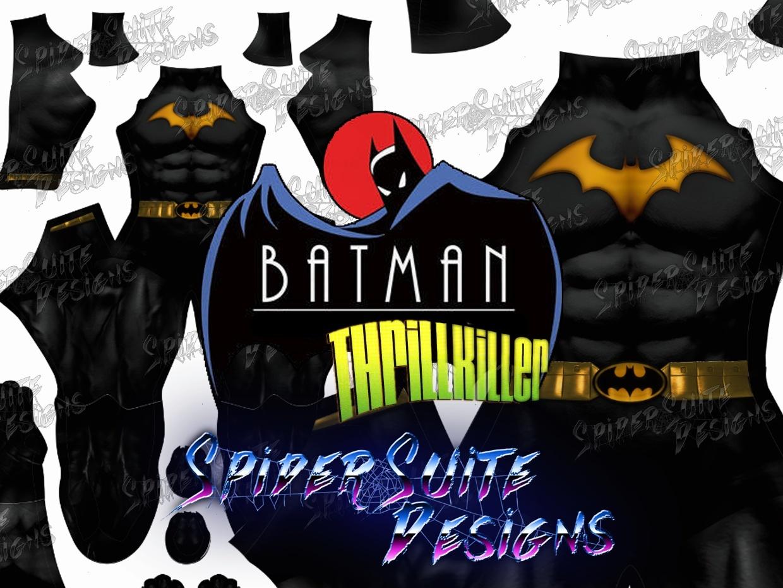 Thrillkiller Batman 2017 Pattern