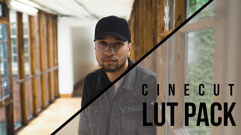 Tristan Barrocks - Digital Storytellers Cinematic LUTs CineCut