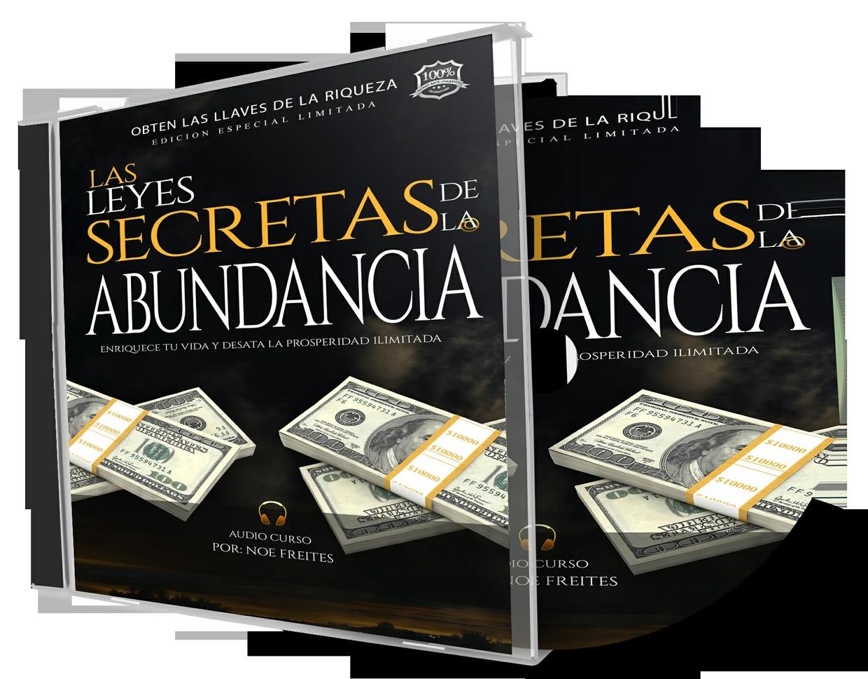 Las Leyes Secretas de la Abundancia y la Riqueza